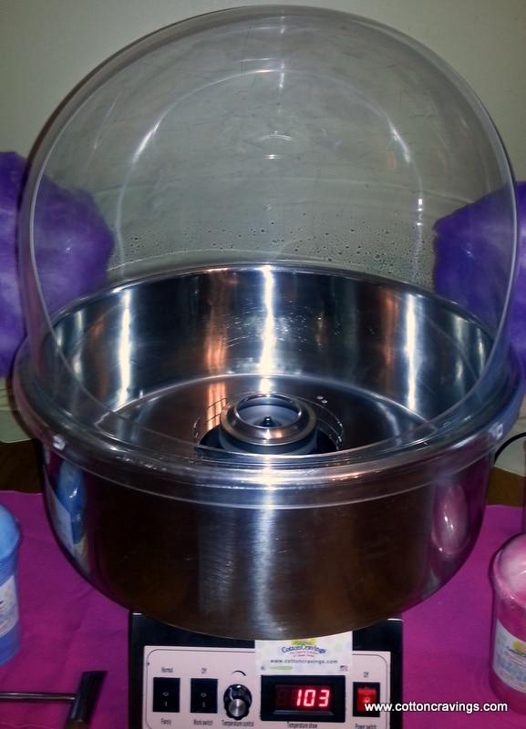 cotton cravings commercial cotton candy machine - Cotton Candy Machines