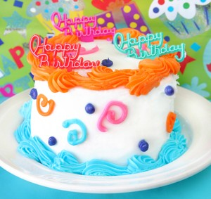 Happy Birthday Cake Cotton Candy Mix Cotton Cravings