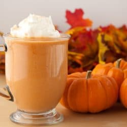 pumpkin spice cotton candy mix