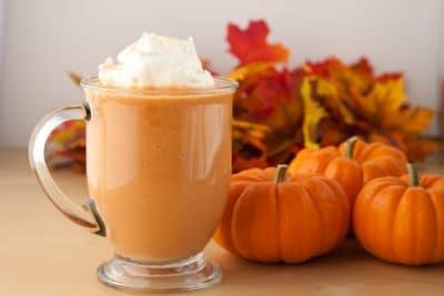 pumpkin spice cotton candy mix
