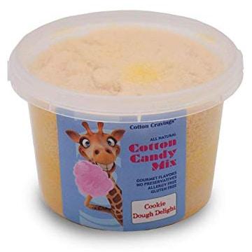 cotton candy sugar mix
