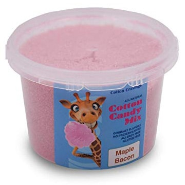 bacon cotton candy mix