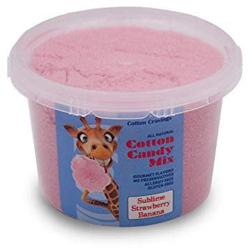 cotton candy machine mix
