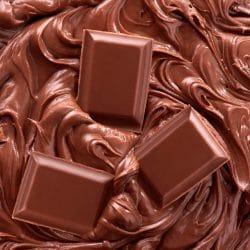 chocolate cotton candy mix